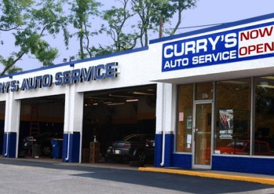 Vehicle Service & Repair Facilities