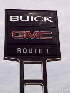 Route 1 Buick
